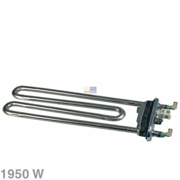 Waschmaschinenheizung 1950W 230V Nr. 379230130, AEG, Electrolux, Juno, Zanussi, bu305